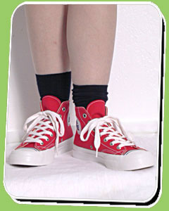 pro keds high tops red